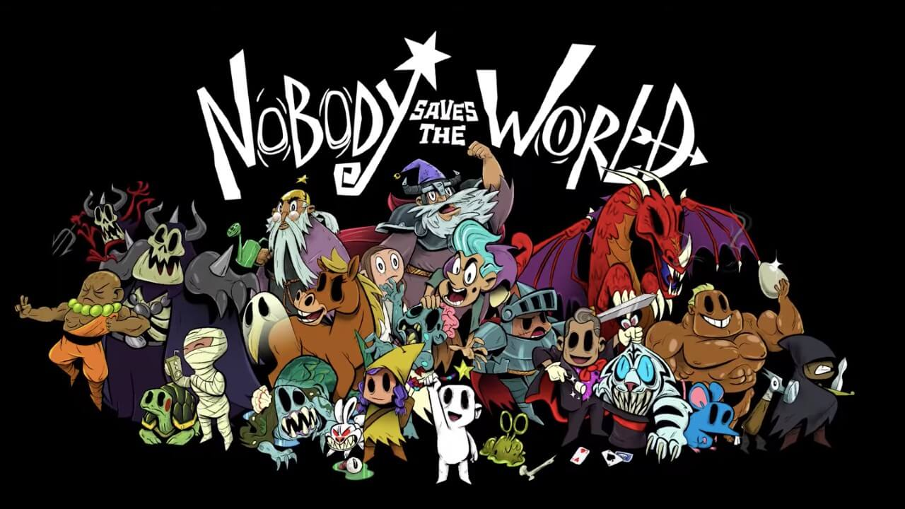 Nobody Saves the World Brings a Fresh RPG Take This Year