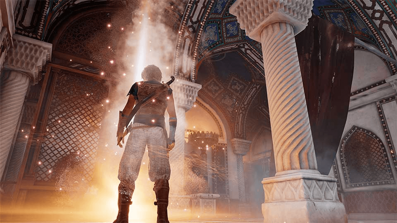 Prince of Persia: The Sands of Time Trophy List Leaked