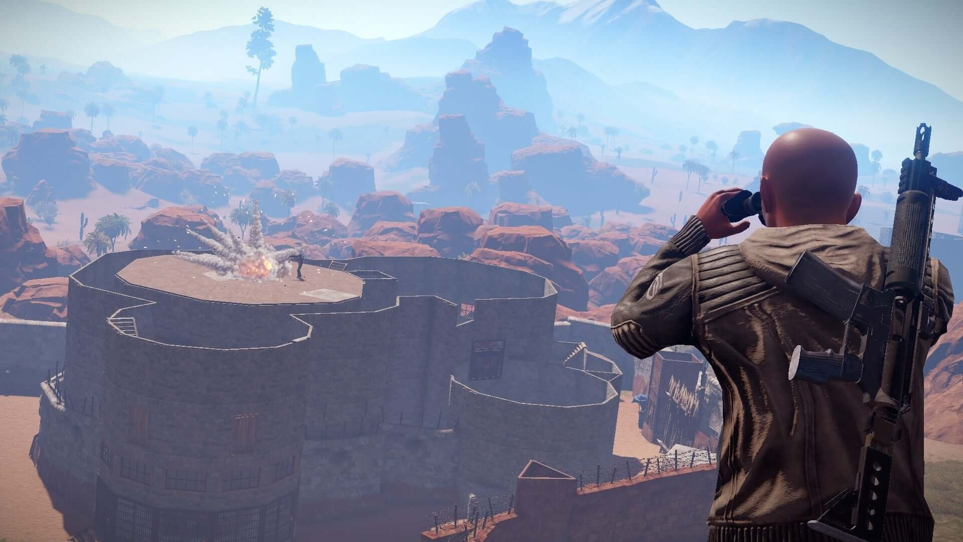 Rust Servers Suffer Data Wipe Due to a Server Fire