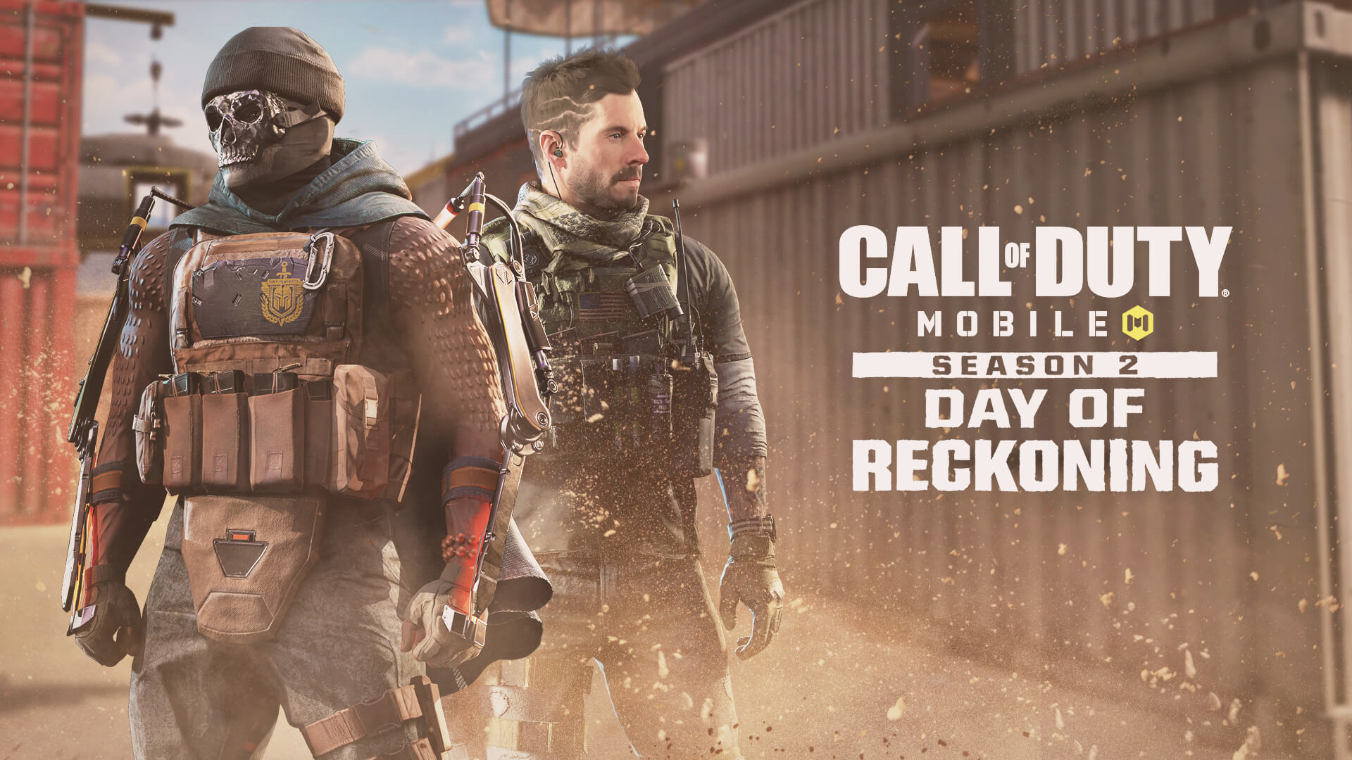 Call of Duty: Mobile Season 2: Day Of Reckoning Arrives