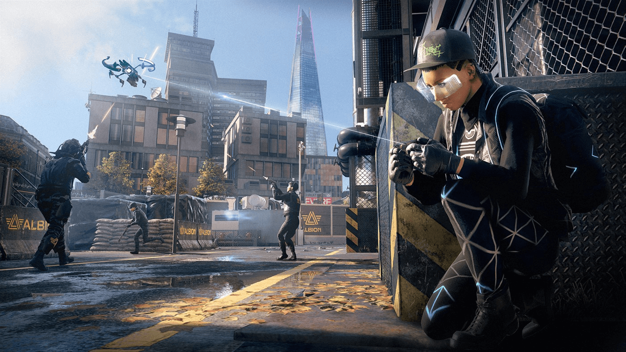 Watch Dogs Legion PC Multiplayer Delayed
