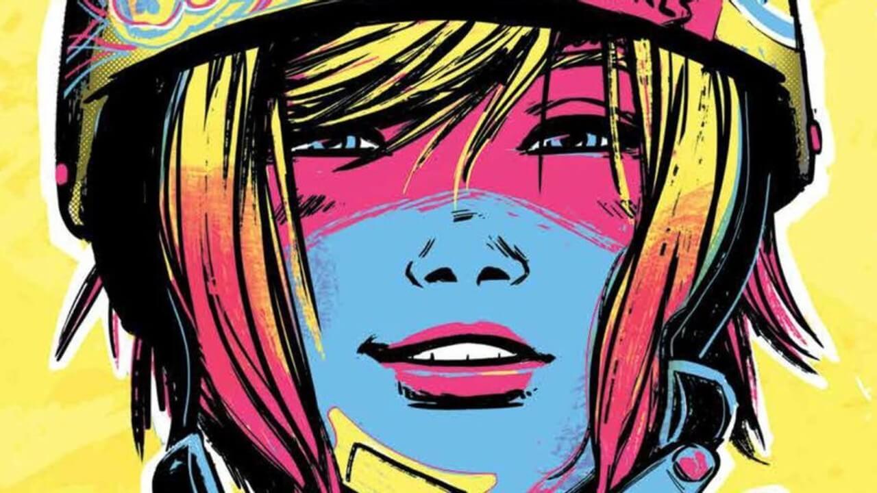 'Slam!' Graphic Novel Getting Animated Adaptation at HBO Max