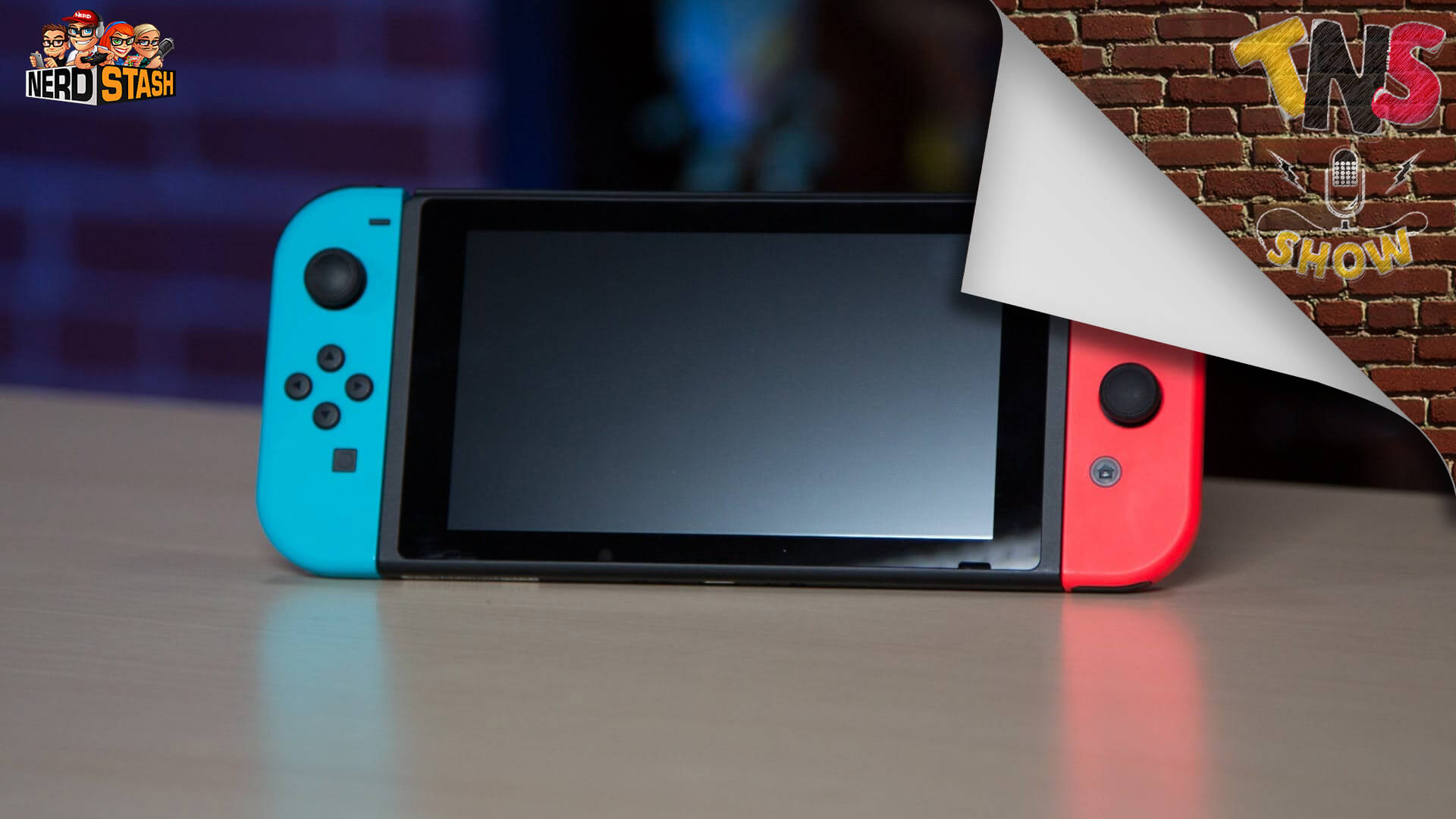 The Nerd Stash Show #55 - A New Nintendo Switch Model, You Say?