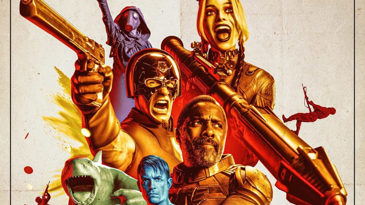 The Suicide Squad: Watch the New Red Band Trailer