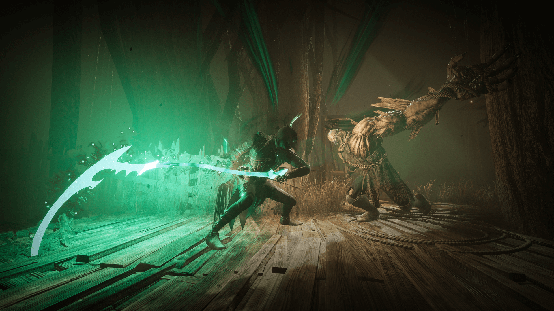 Thymesia, an Action-RPG, Hits Steam New Year's Eve