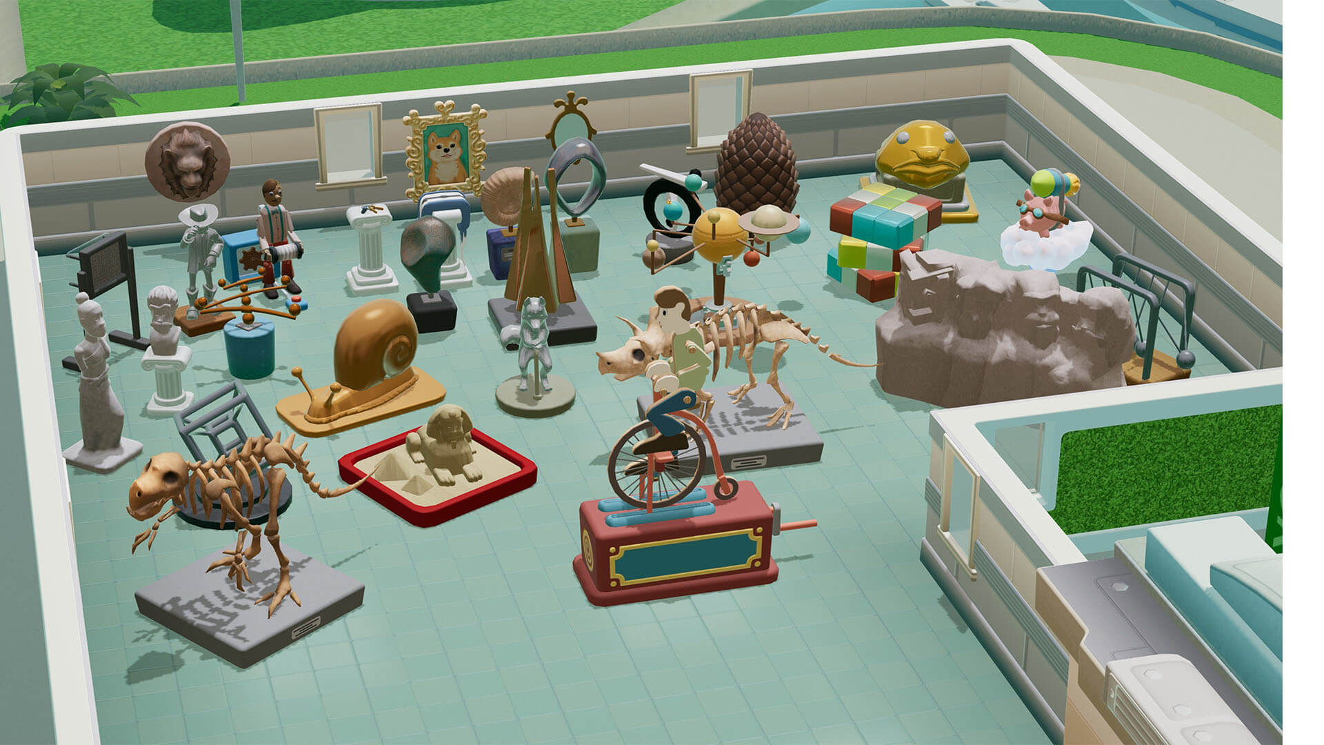 Two Point Hospital: JUMBO Edition Now On Consoles
