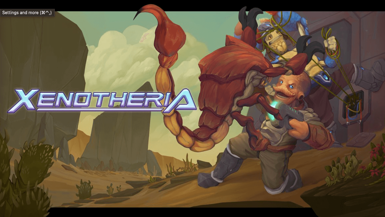 Ganymede Games Debuts Xenotheria for Early Testing