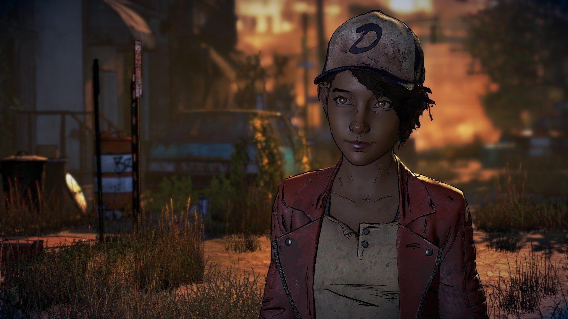 The Walking Dead Creator Teases Clementine Return
