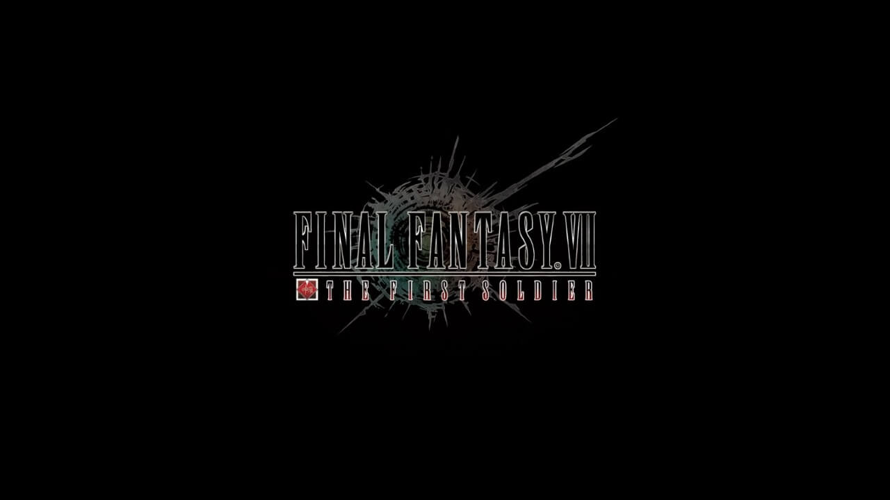 Final Fantasy VII: The First Soldier Launches Soon for Mobile