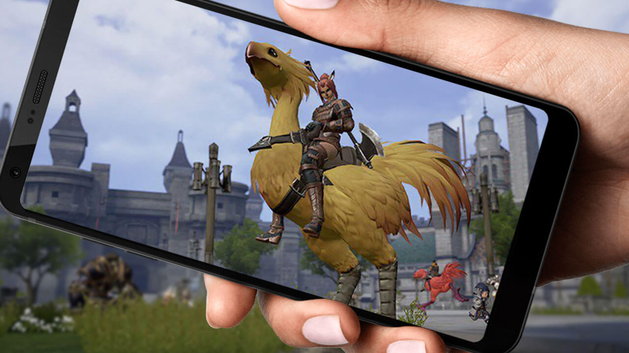 Final Fantasy XI Mobile Reboot Officially Cancelled