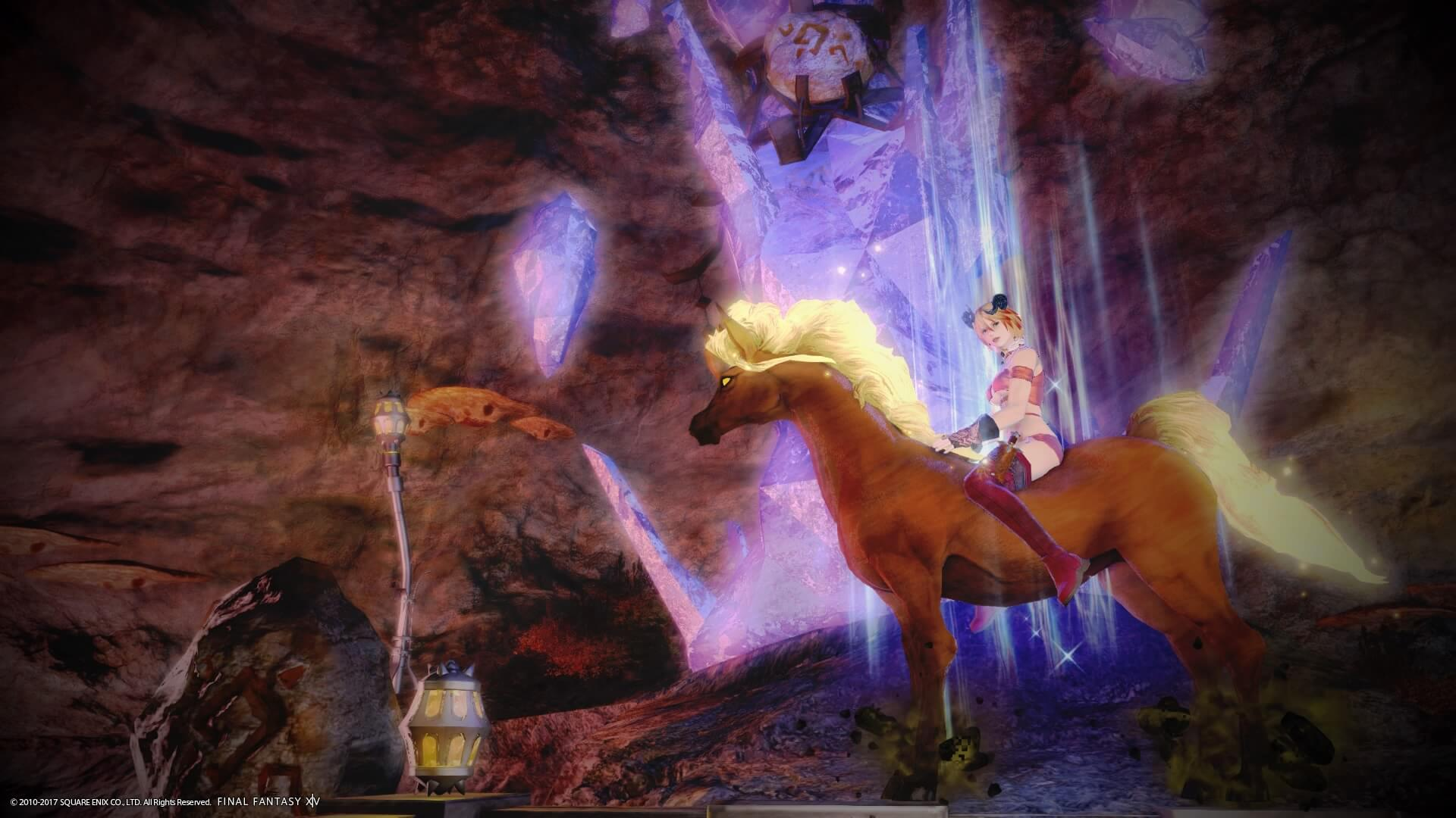 FFXIV: Shadowbringers Guide - How to Get the Gullfaxi Mount