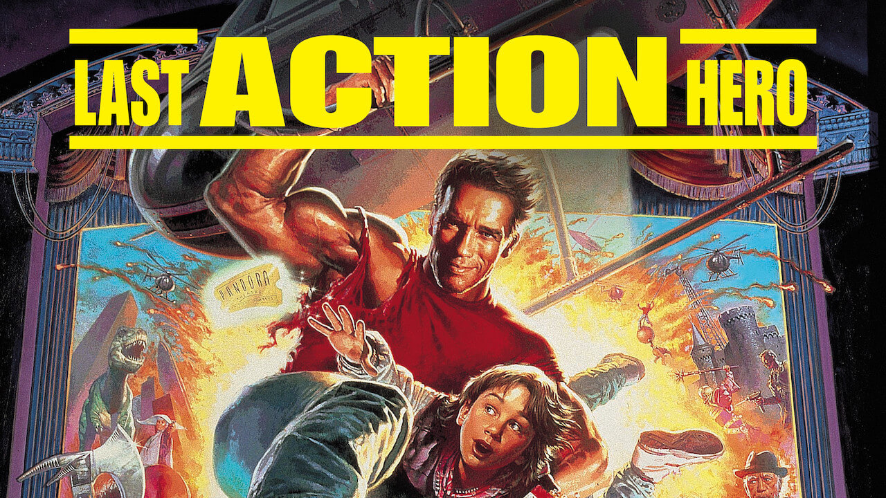Last Action Hero Coming Out on 4K Blu-ray
