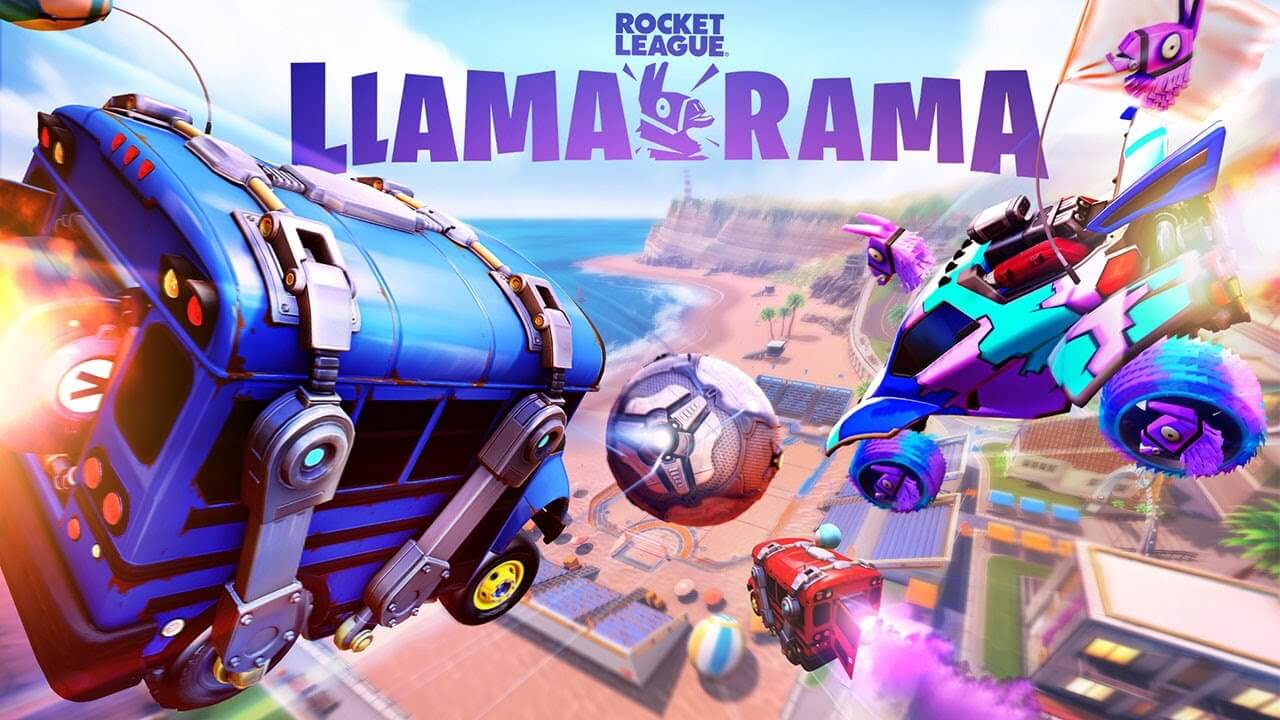 Rocket League Guide - How to Complete Llama-Rama Challenges