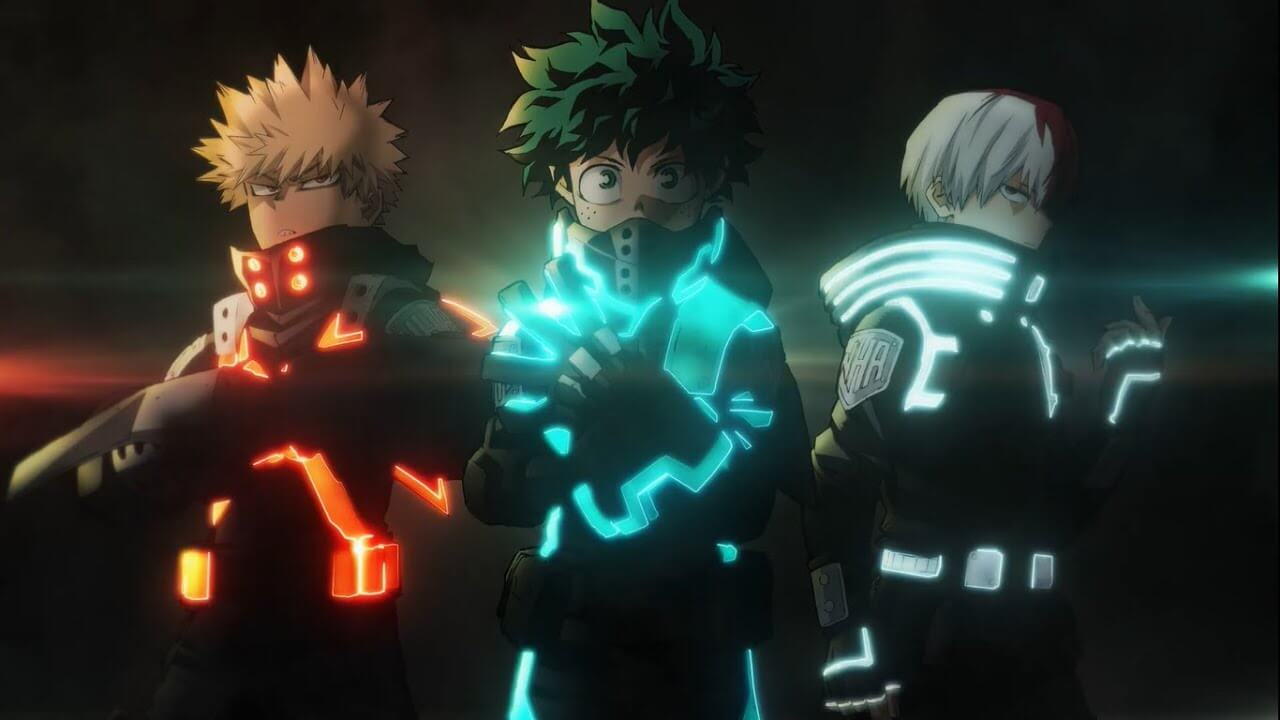 My Hero Academia The Movie: World Heroes' Mission Details Announced