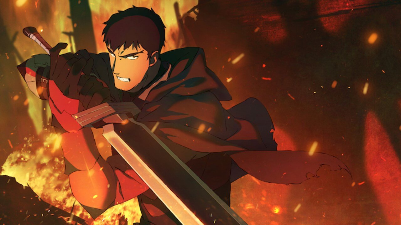 Netflix's DOTA Anime is Dropping This Month