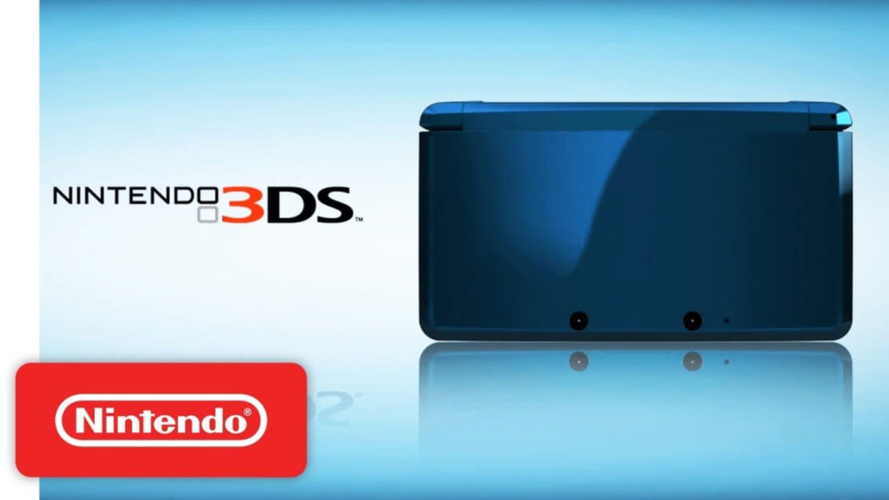 Nintendo Stopped Taking in 3DS and 3DS XL Repairs