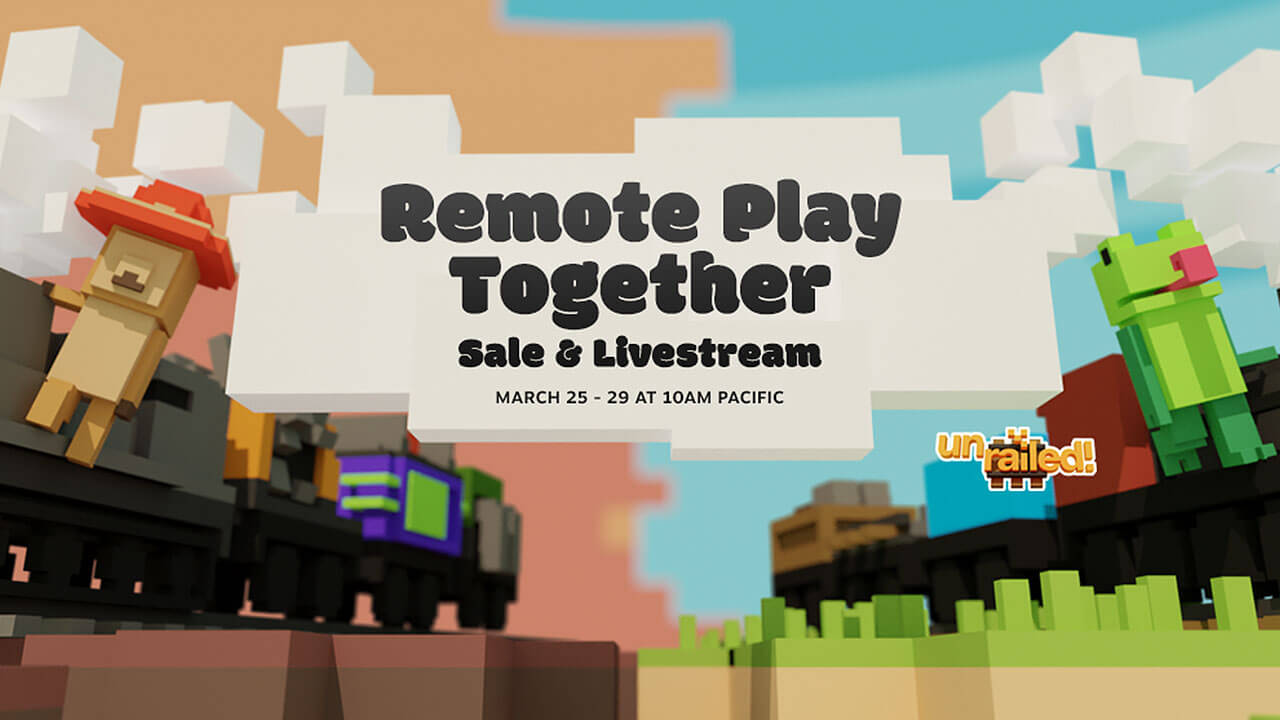Steam is Running a Co-op Focused Remote Play Together Sale