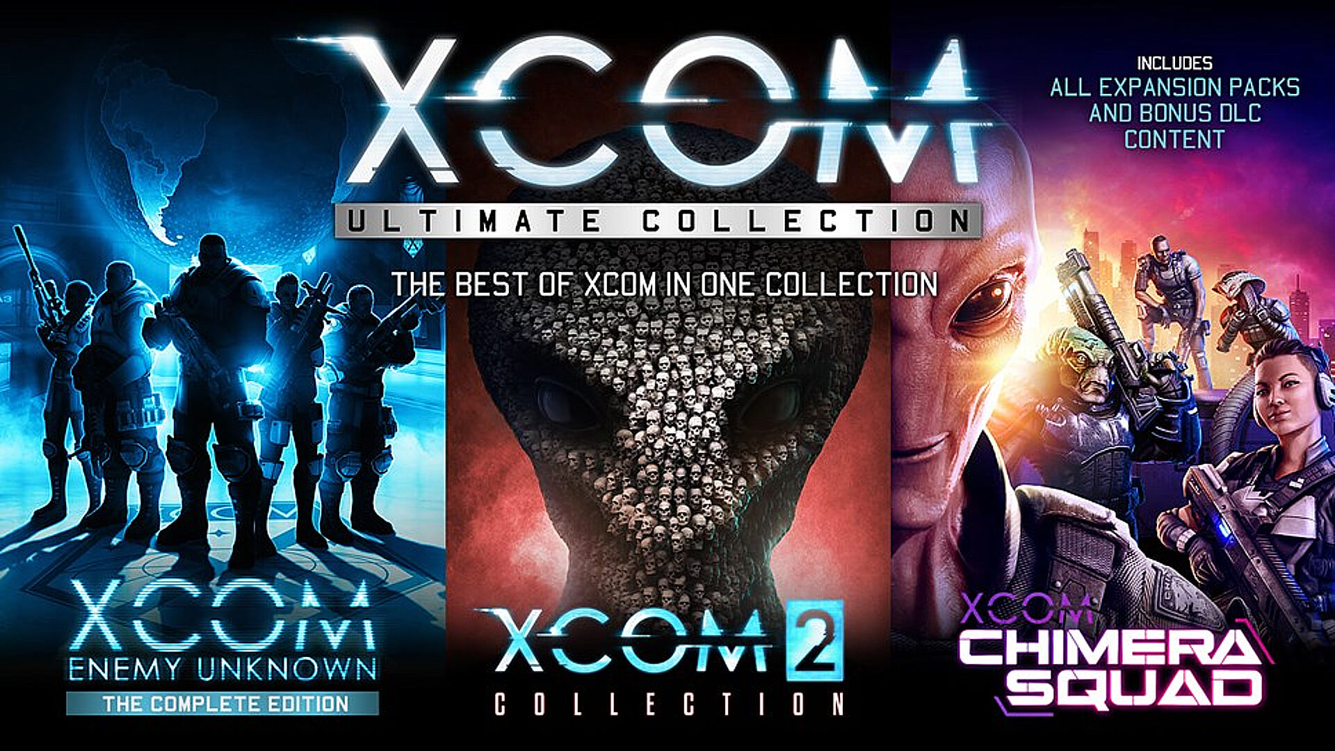 XCOM: Ultimate Collection is Now Available on Steam