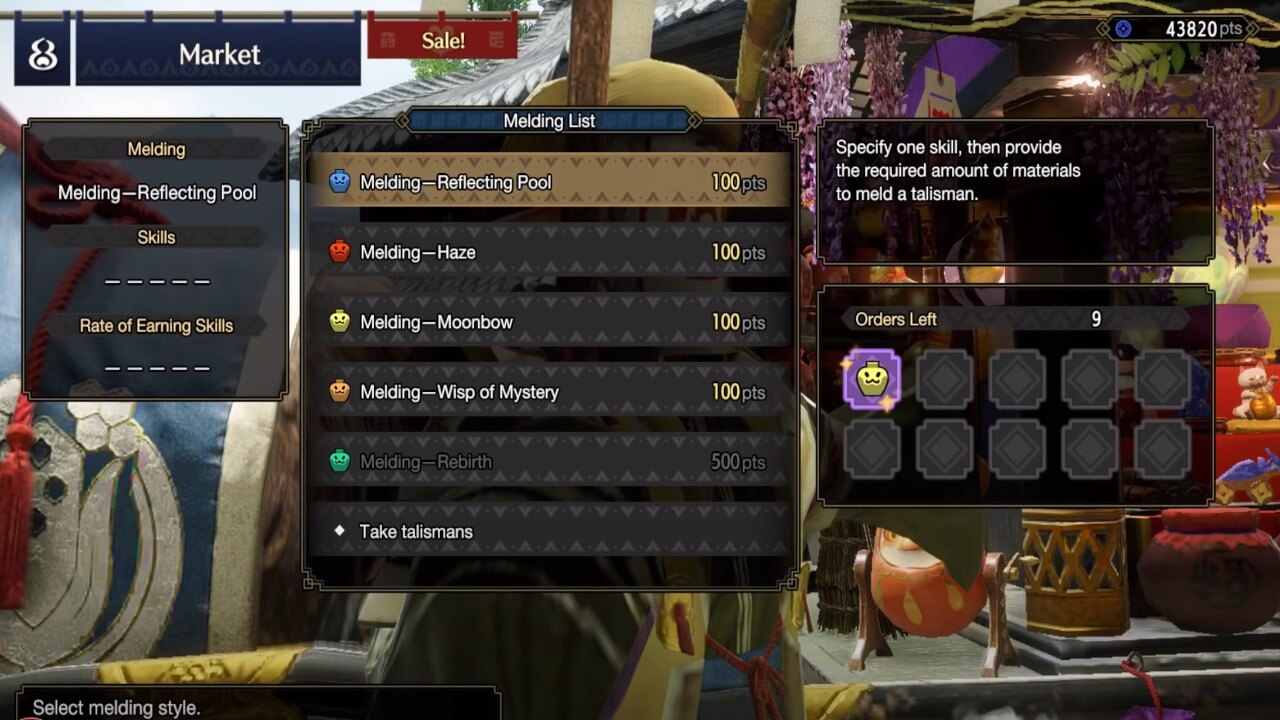 Monster Hunter Rise Guide: How to Farm Talismans (Charms)