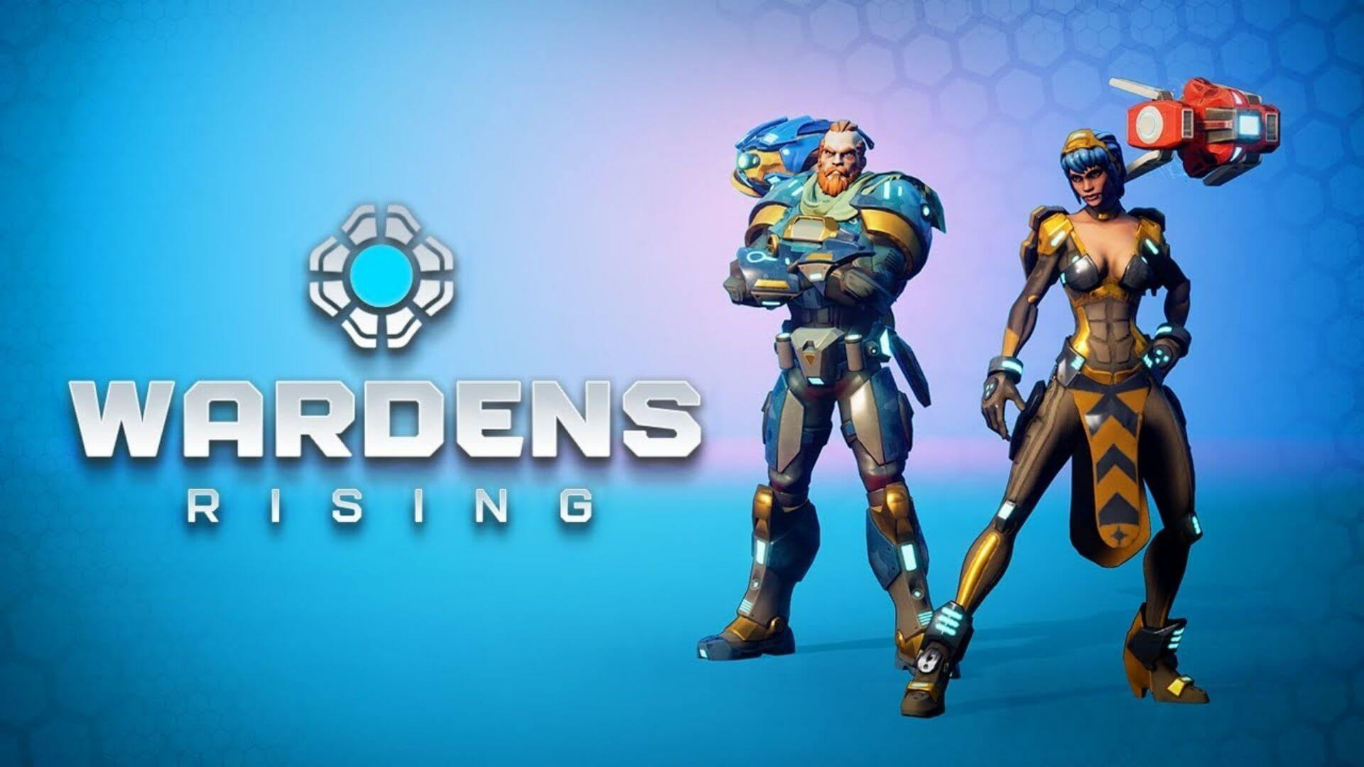 Wardens Rising PvE MOBA Announced from Big Moxi Games