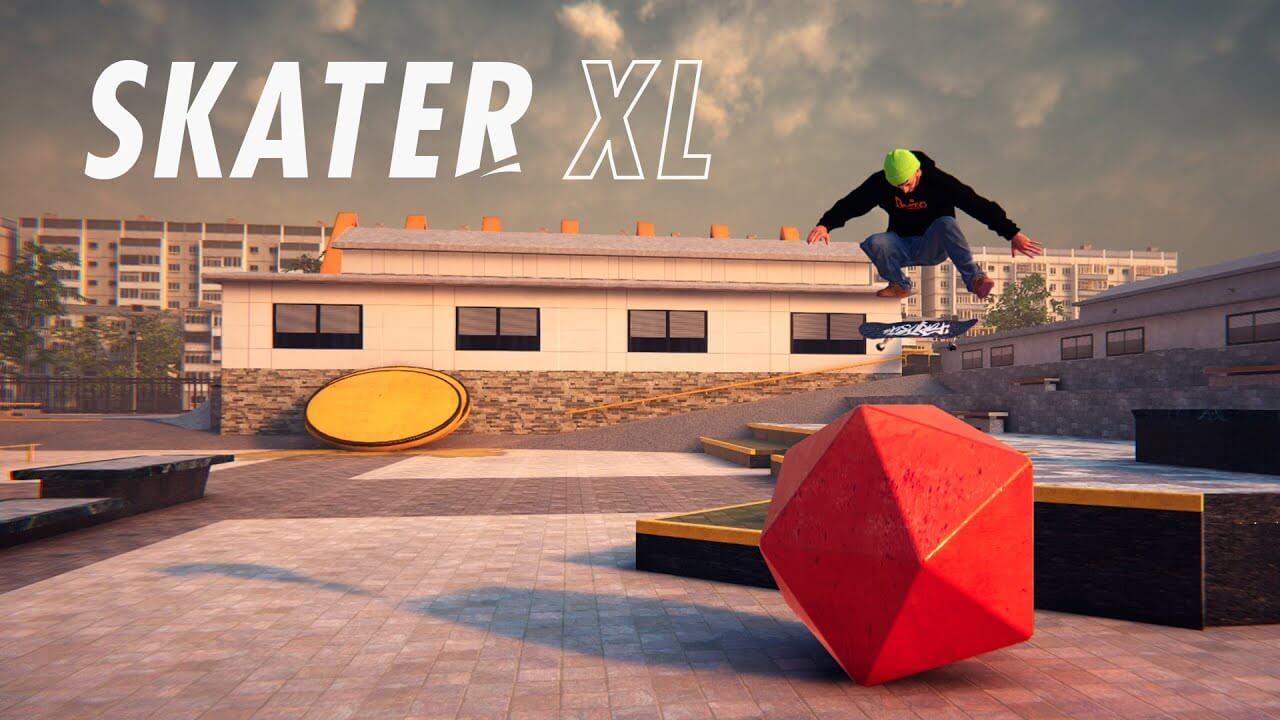 Skater XL Begins its Open Beta Today