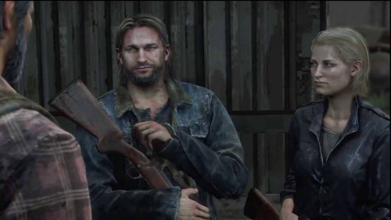HBO's The Last Of Us Casts Their Tommy