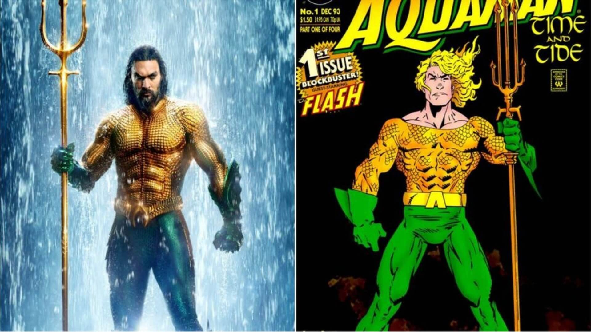 We All Love Jason Momoa, But Does He Really Suit the Role of Aquaman?