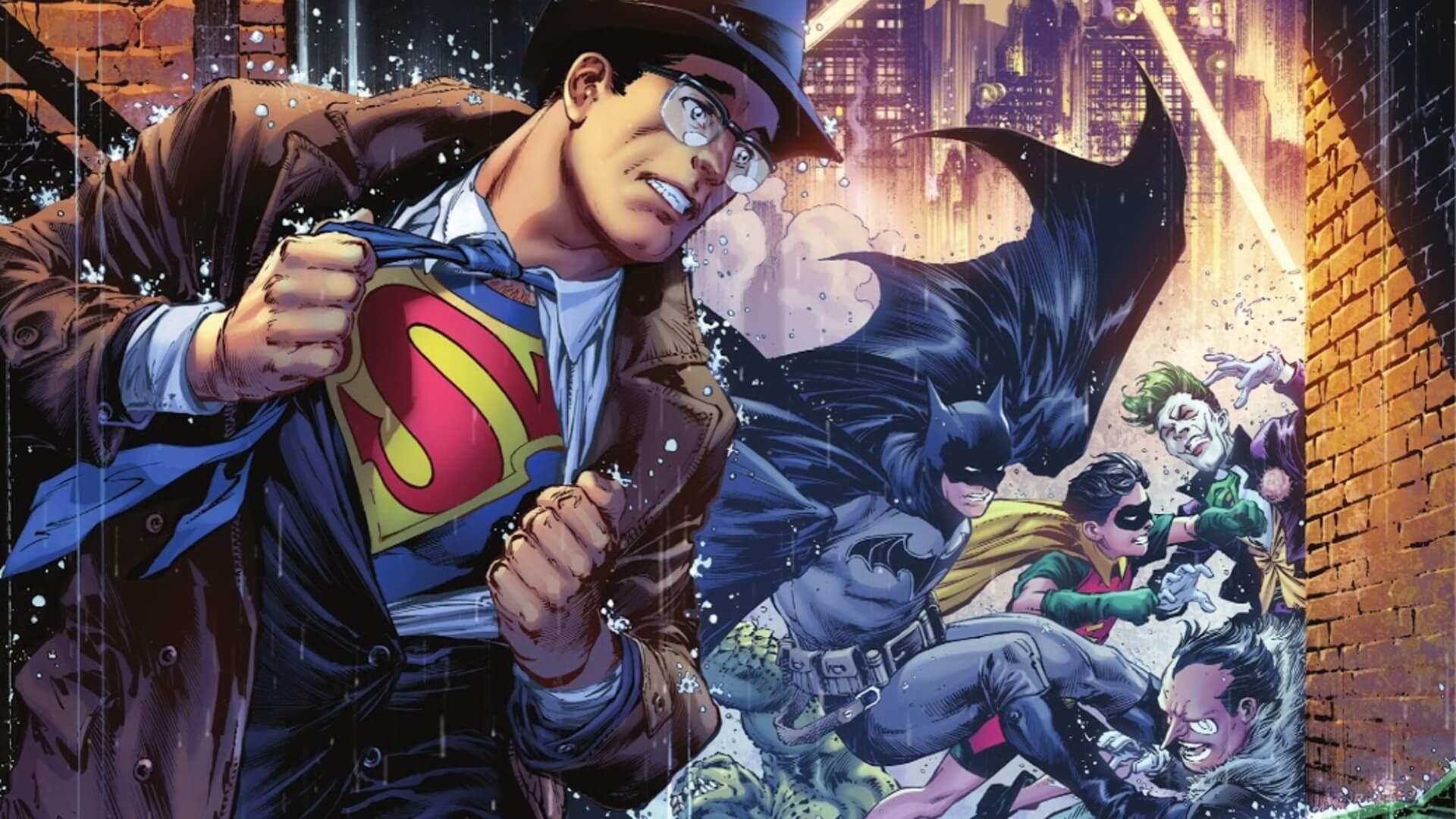 Batman and Superman Team Up Against Lois Lane