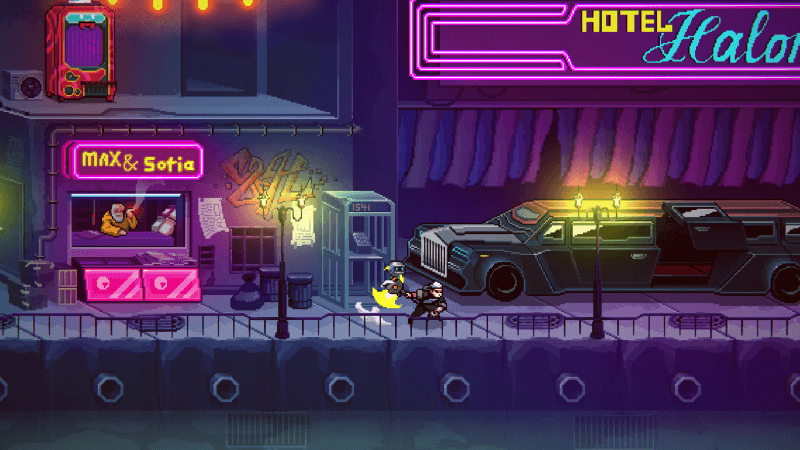 NEOWIZ upcoming roguelite Blade Assault for Steam