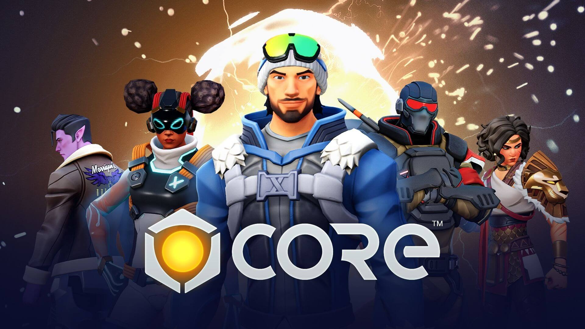 Core Games Platform Launches for Free on Epic Games Store