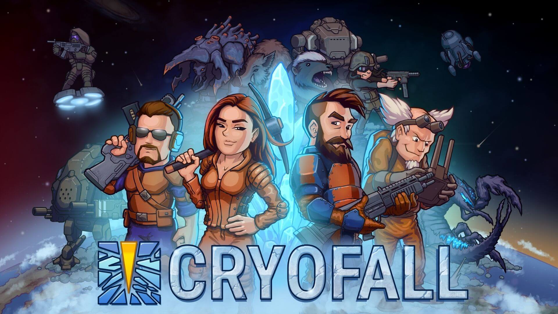 Sci-Fi Colony Simulator Cryofall Launches This Month