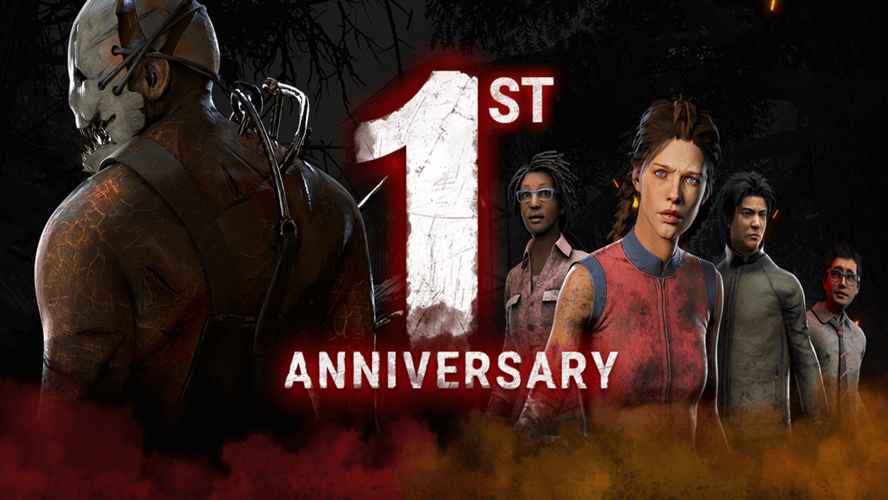 Dead by Daylight Mobile Celebrates 1 Year