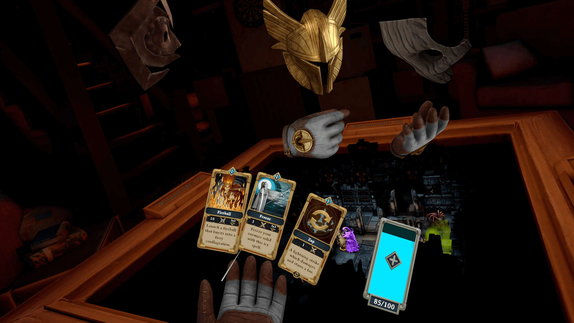 Demeo: A VR Dungeon Experience Releases May 6