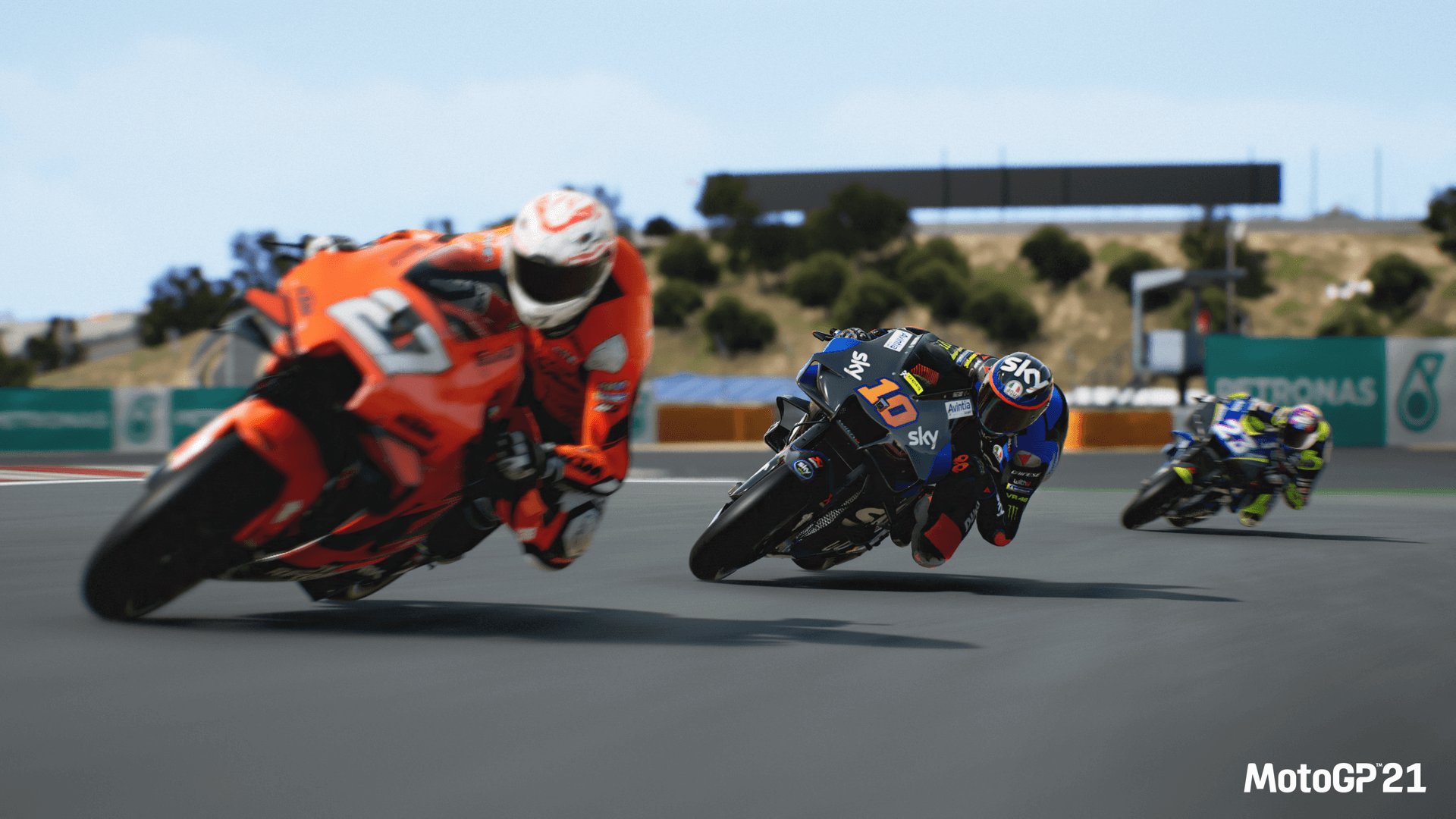 Moto GP 21 Now Available on Major Platforms