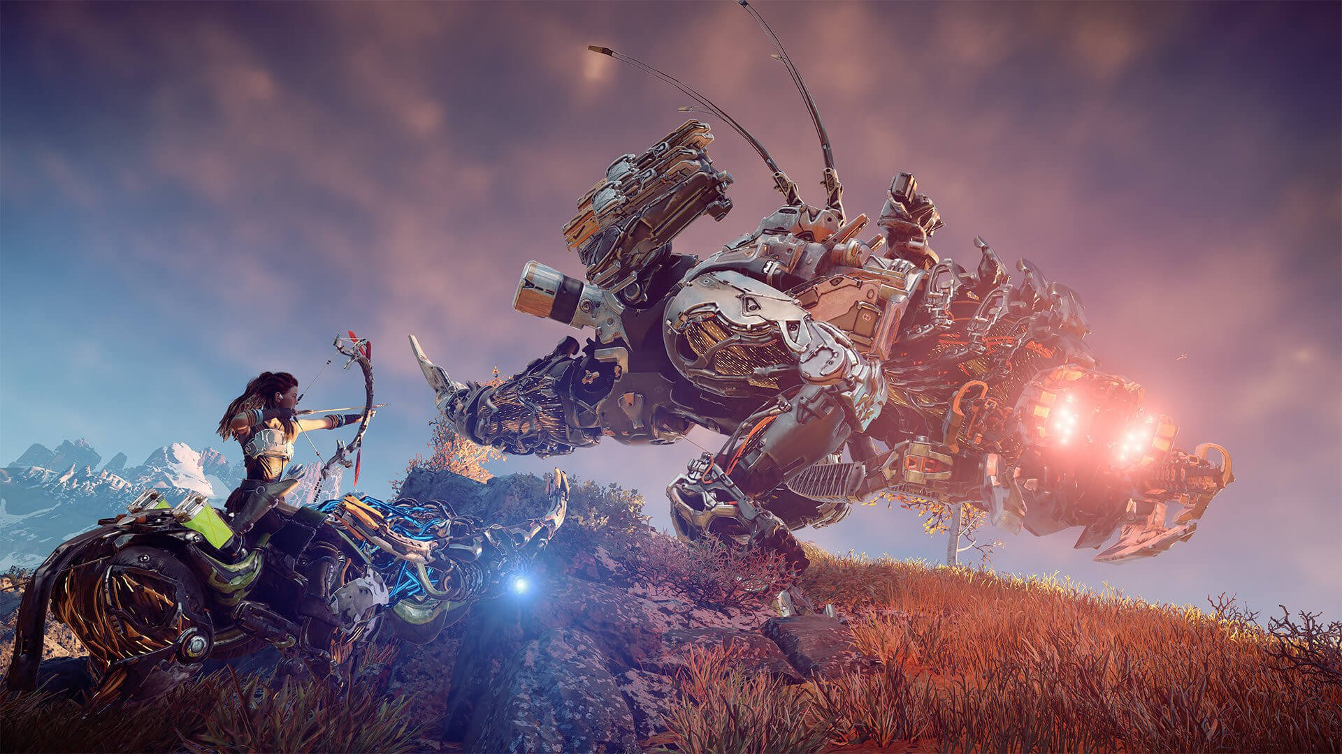 Horizon Zero Dawn: Complete Edition Is Now Free On PS4 and PS5
