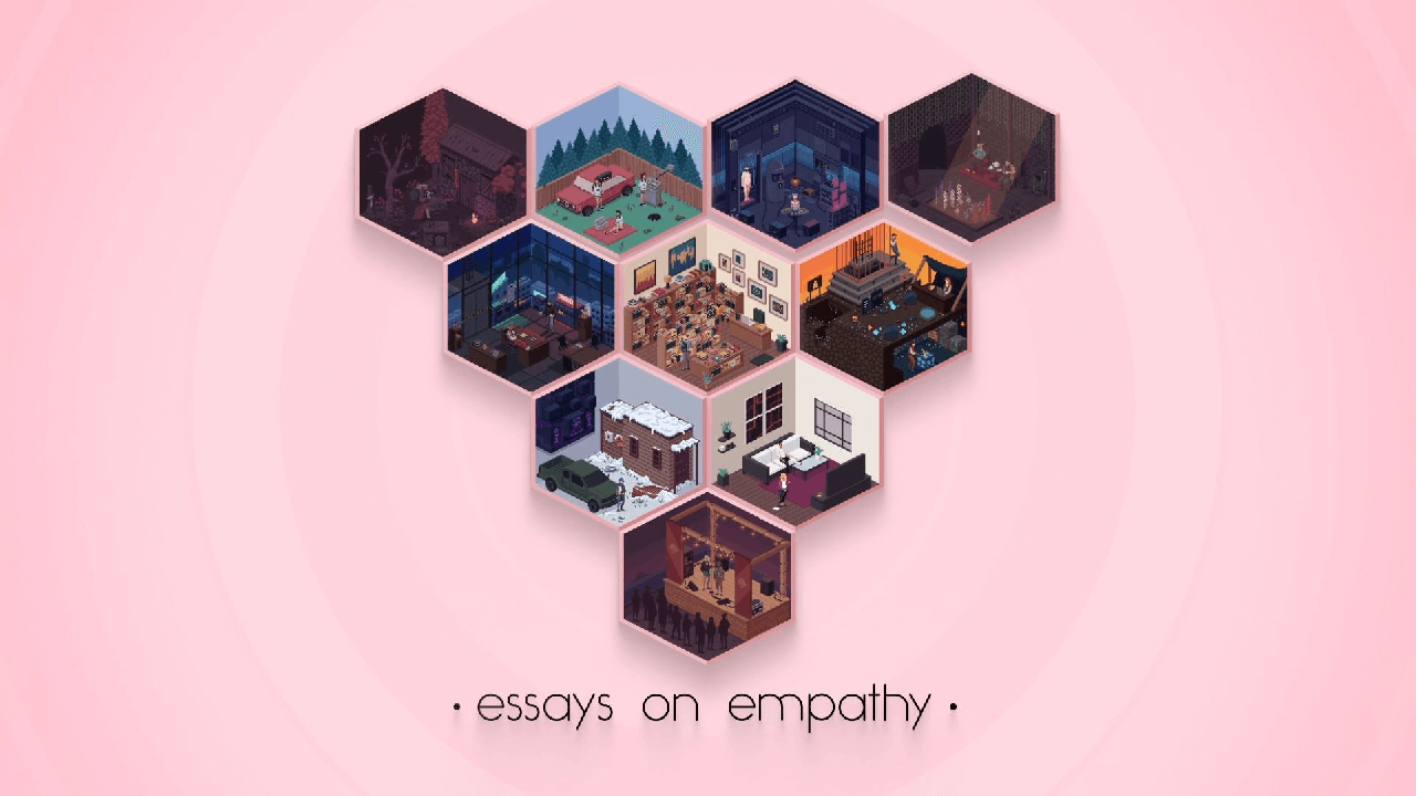 Essays on Empathy Gives A 10-for-1 Special on May 18