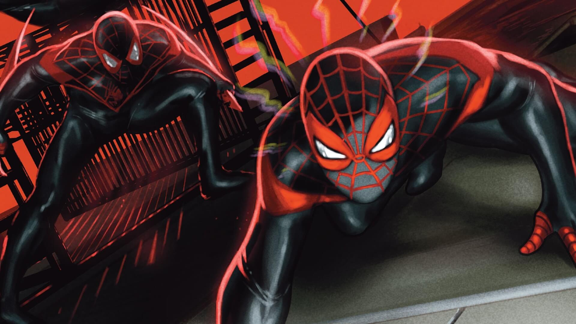 Miles Morales Faces a Clone Saga of His Own in Latest Issue