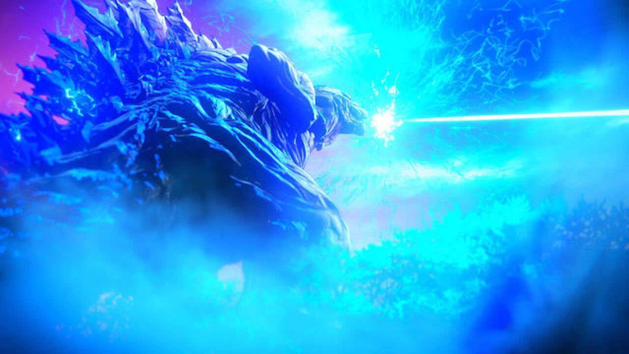 New Godzilla Anime Coming to Netflix in June