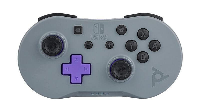 PDP Gaming photo of little wireless controller unboxed