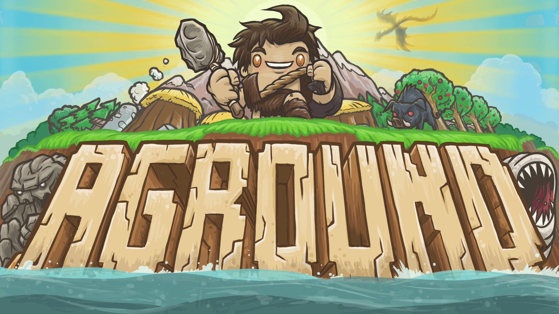Aground Review: Starting from the Bottom