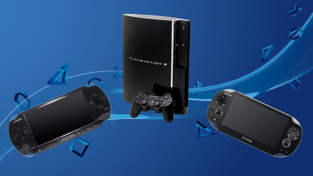 Sony Announces PlayStation Vita and PS3 Stores Will Remain Online