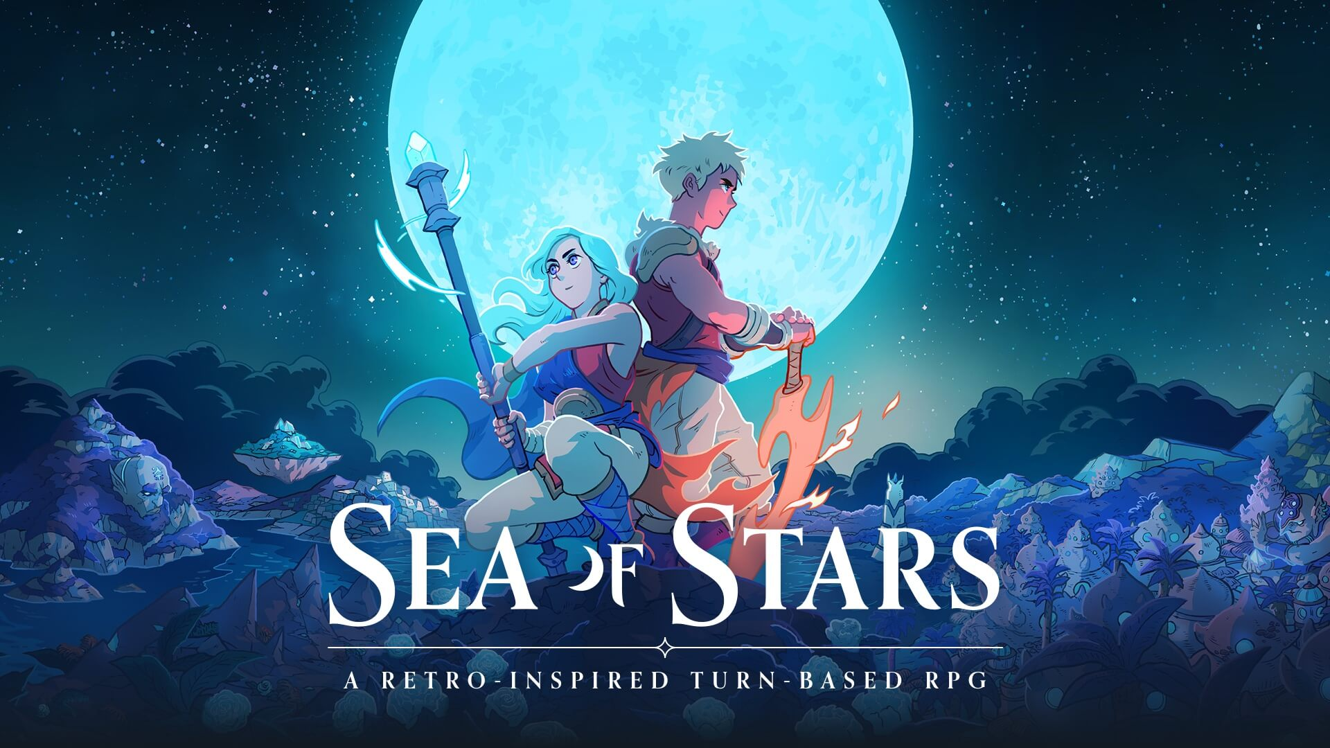 Sea of Stars Sails onto Steam and Consoles 2022