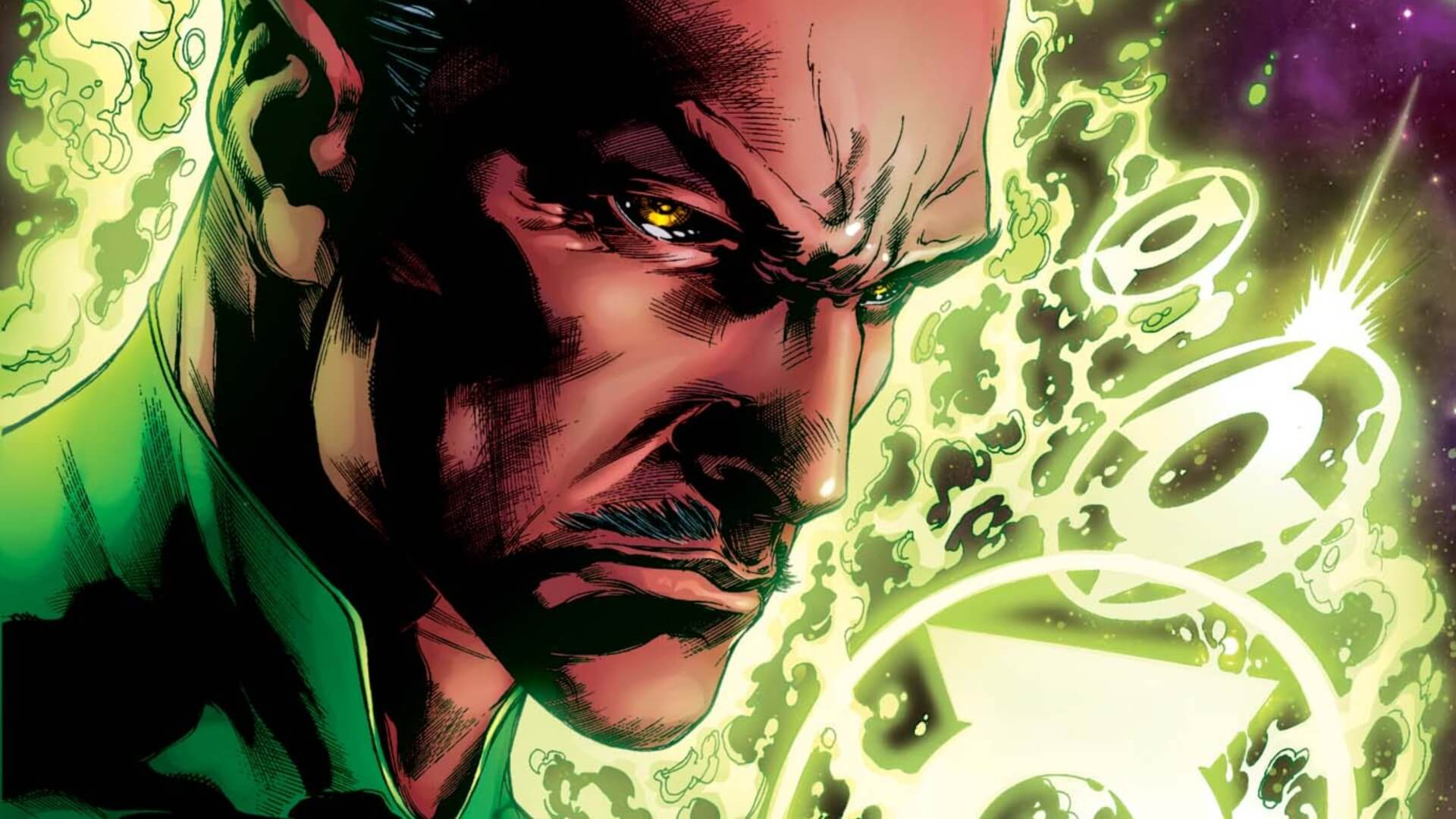 Sinestro Confirmed for HBO Max's Green Lantern