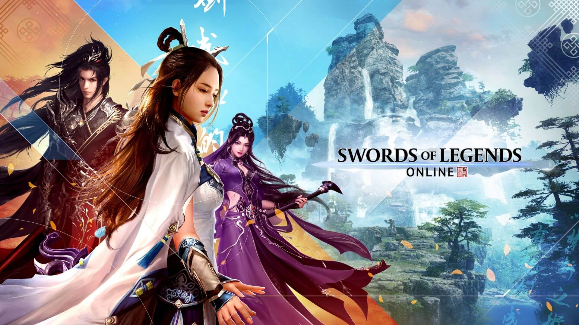 Swords of Legends Online MMORPG Coming to the West