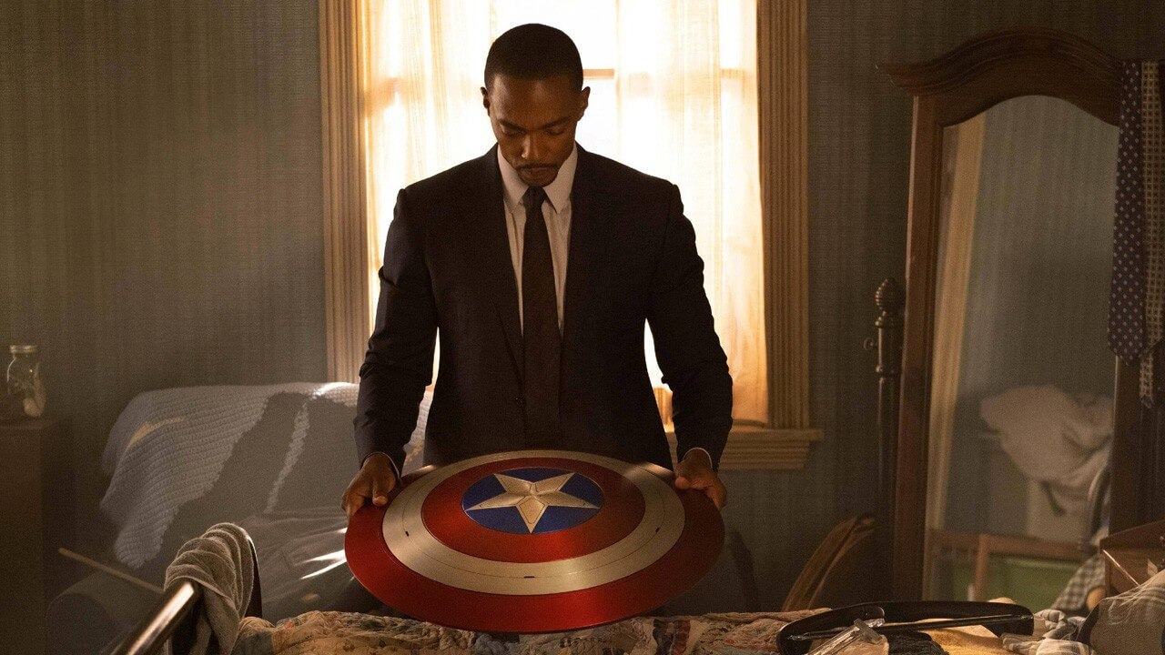 The Falcon And The Winter Soldier Spoiler Talk - Nerds Talk Movies #46