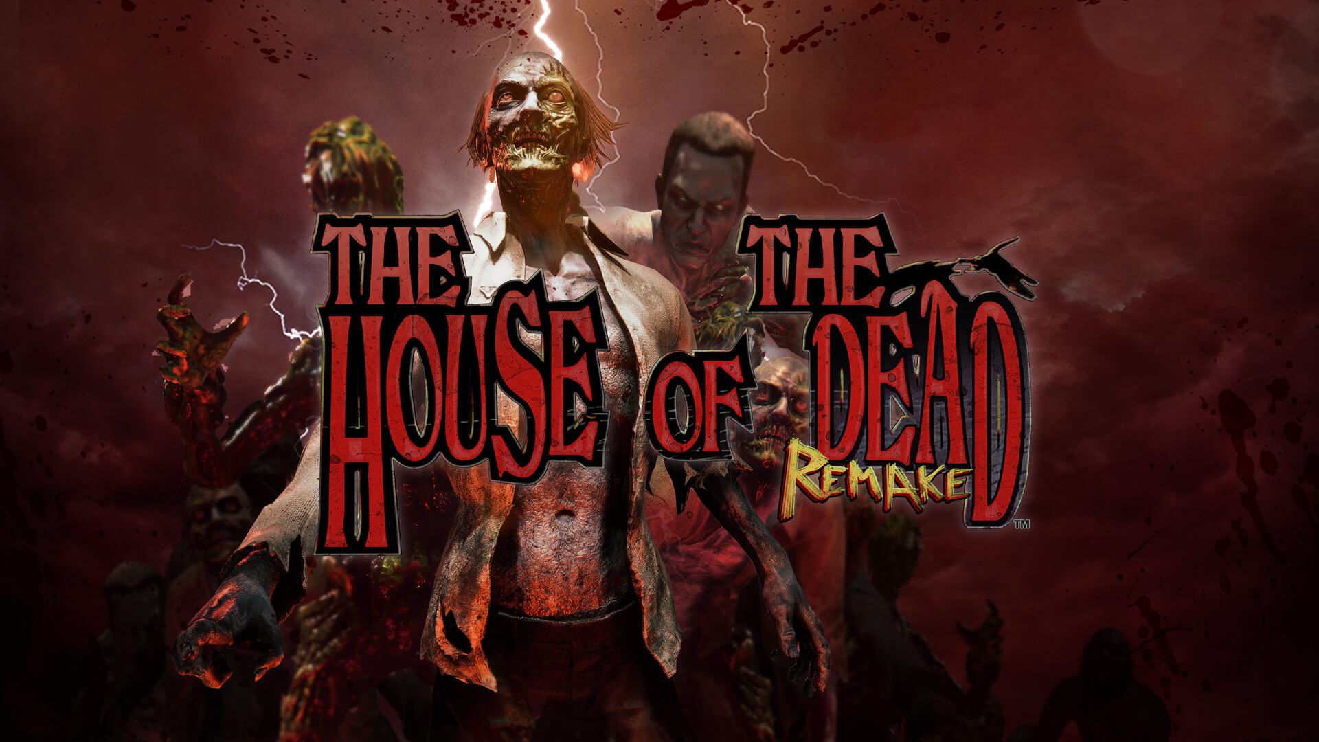 The House of the Dead: Remake Coming to Switch