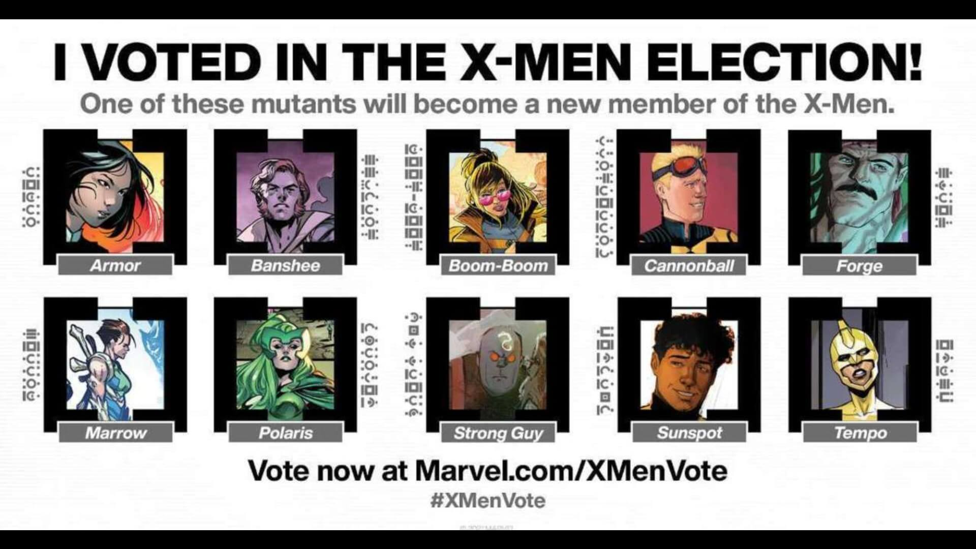 X-Men Election Results Revealed