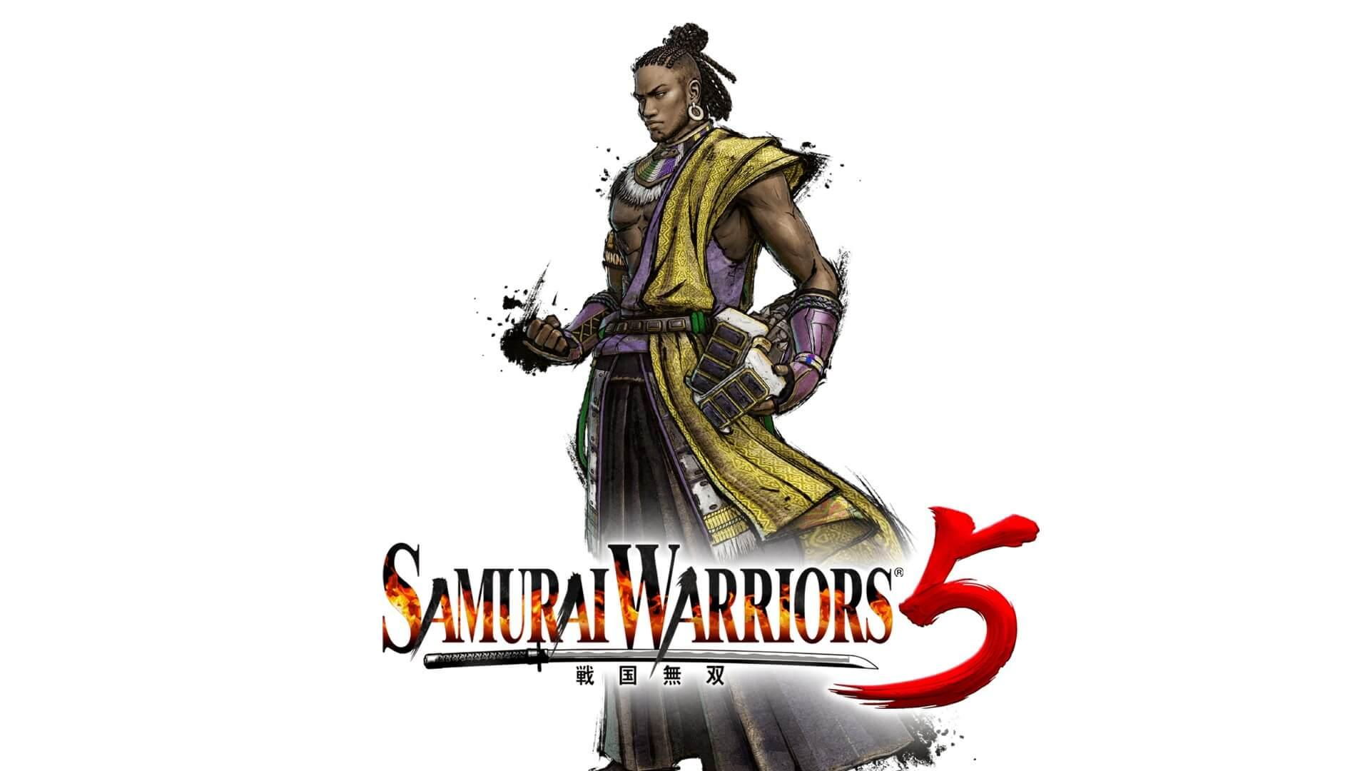 Yasuke Will be in Samurai Warriors 5 As a Playable Character