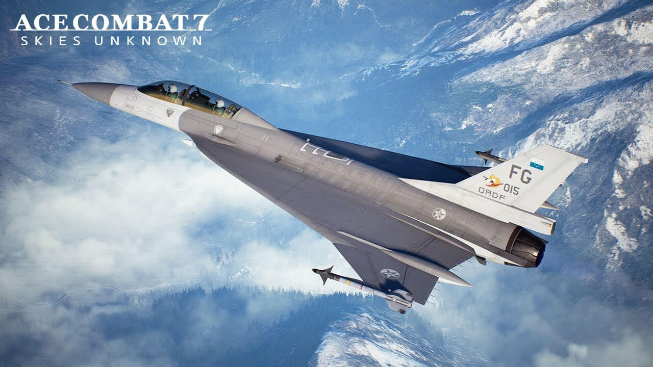 Ace Combat 7 to Add Experimental USAF Planes DLC