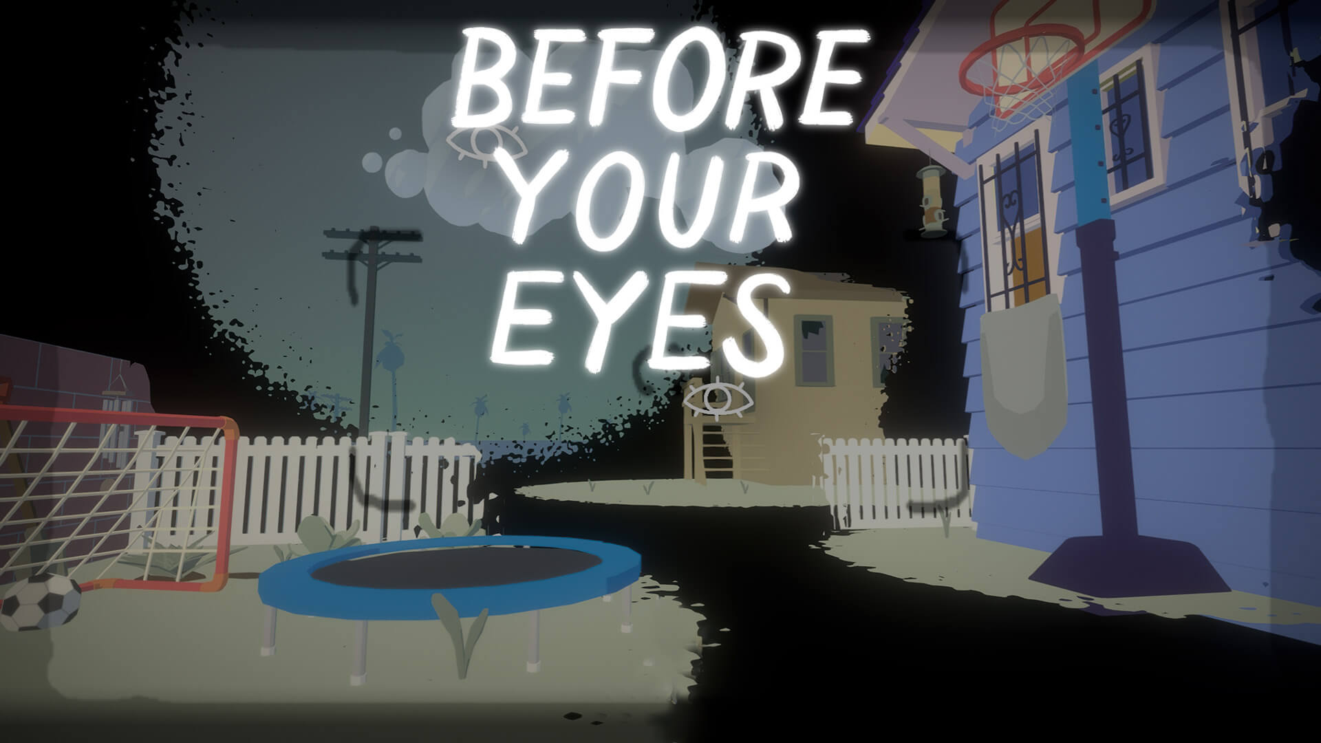 Before Your Eyes Blinks It's Way Into Steam This Month